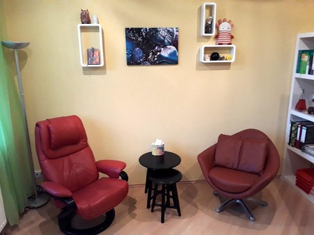 Praxisraum - Praxis für Psychotherapie - Dipl.-Psych. E. Heimke